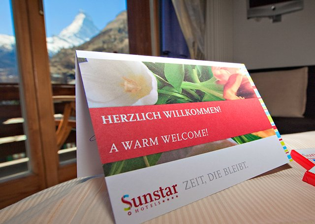 Welcome Sunstar Hotels