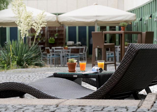 Restaurant Parduin Im Sorat Hotel Brandenburg