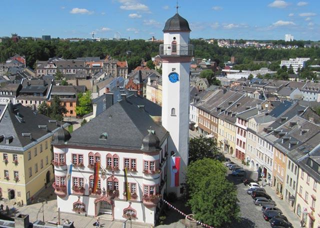 Hotel In Hof Saale