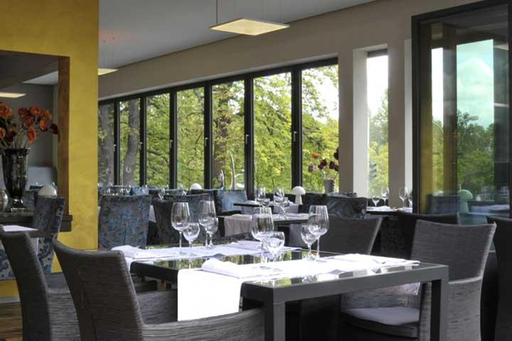 Modernisierung  Restaurant Kastaniengarten Hof Wird