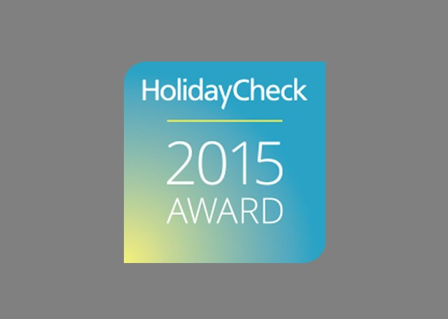 Holidaycheck Award
